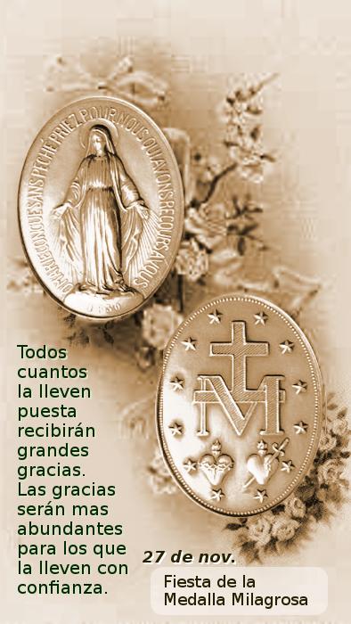 Medalla De Milagros Oraciones Religiosas Oraciones Milagroso