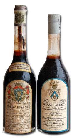 Tokaji - Tokaji Essencia - The Wine of Kings, the King of Wine.