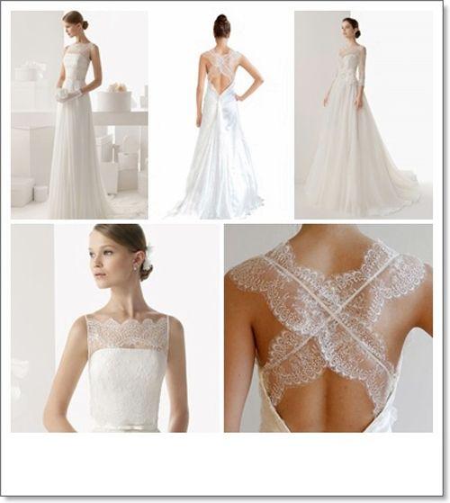 Elegancia y simpleza se unen en nuevas tendencias para vestidos de novia - Novias - Revista Novias