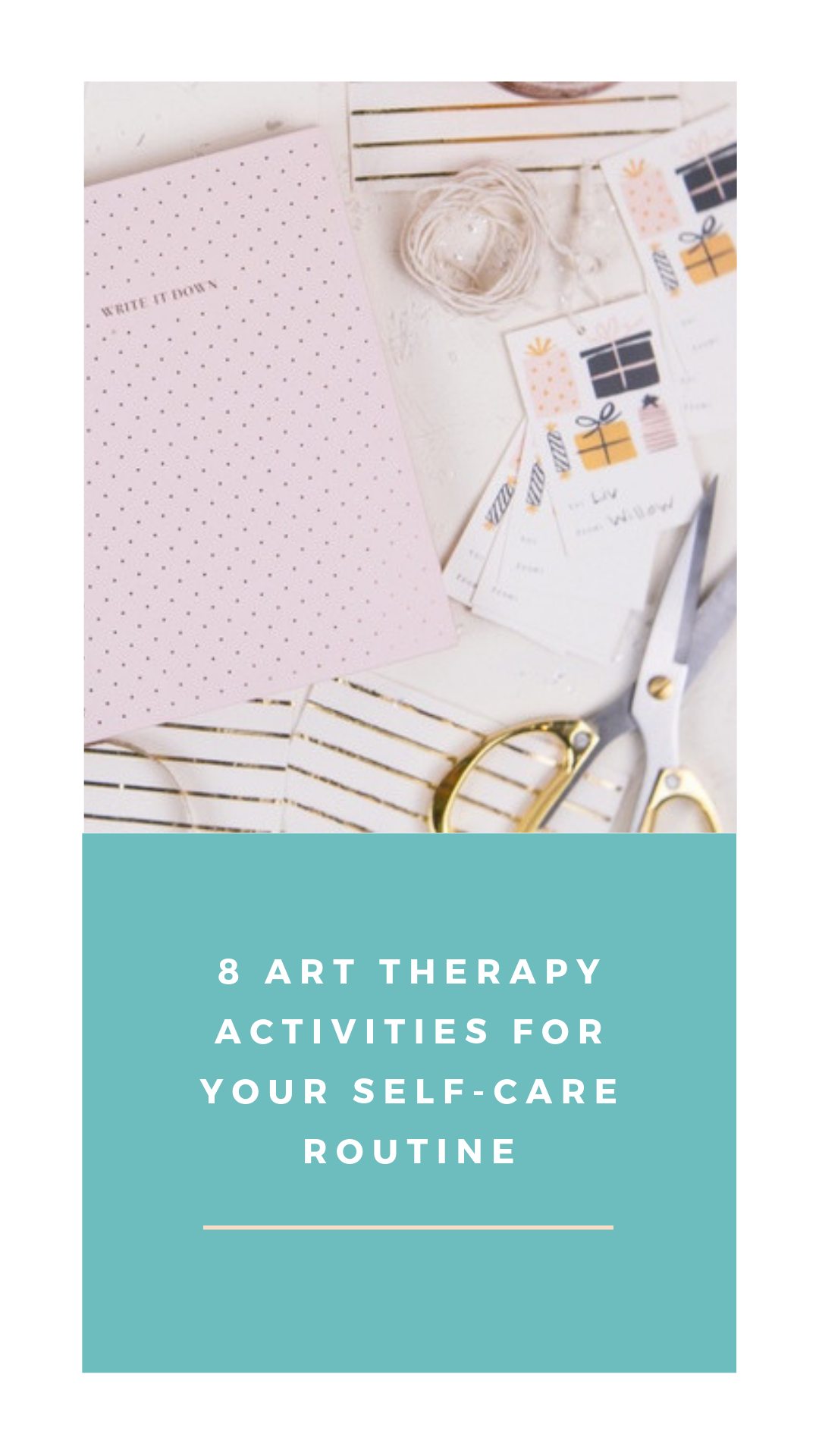 8 Art Therapy Activities for Your Self-Care Routine   Art ...