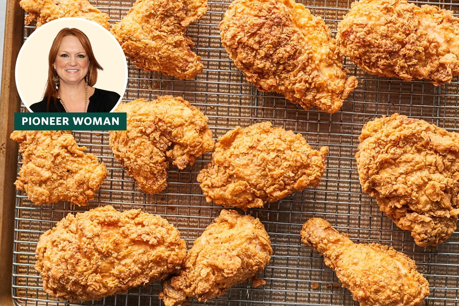 The Pioneer Woman S No Fuss Fried Chicken Is Perfect For Beginners In 2020 Making Fried Chicken Fried Chicken Recipe Pioneer Woman Fried Chicken