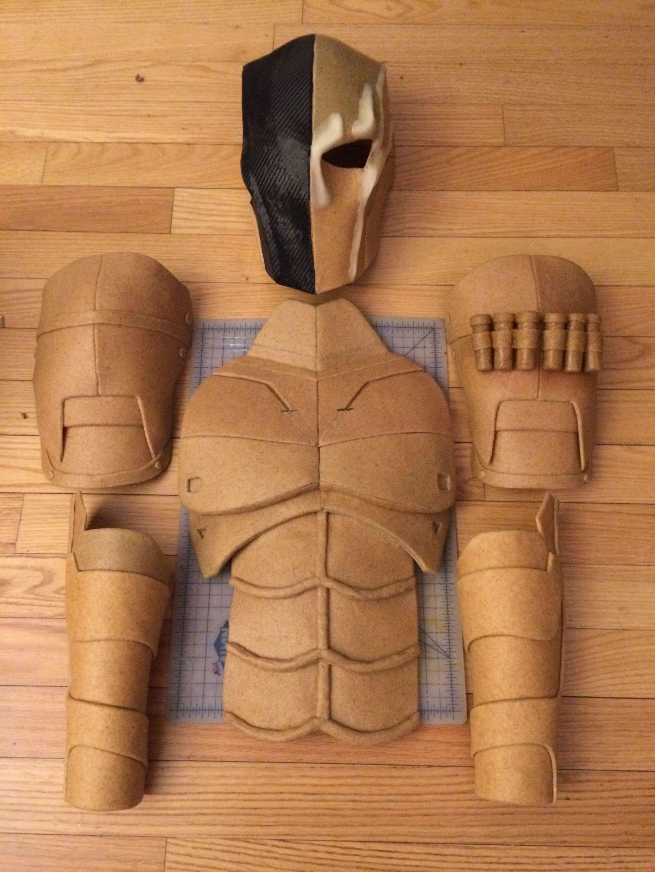 deathstroke cosplay - Google Search | DEATHSTROKE | Pinterest ...