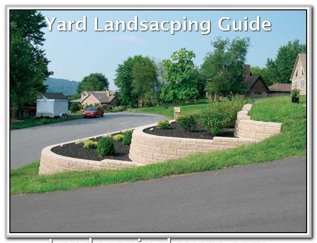 How To Make The Most Out Of Your Landscape   Sloped front ...