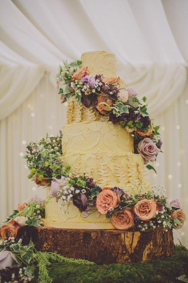 Enchanting Midsummer Irish Wedding at Castle Leslie   Wedding, Cake ...