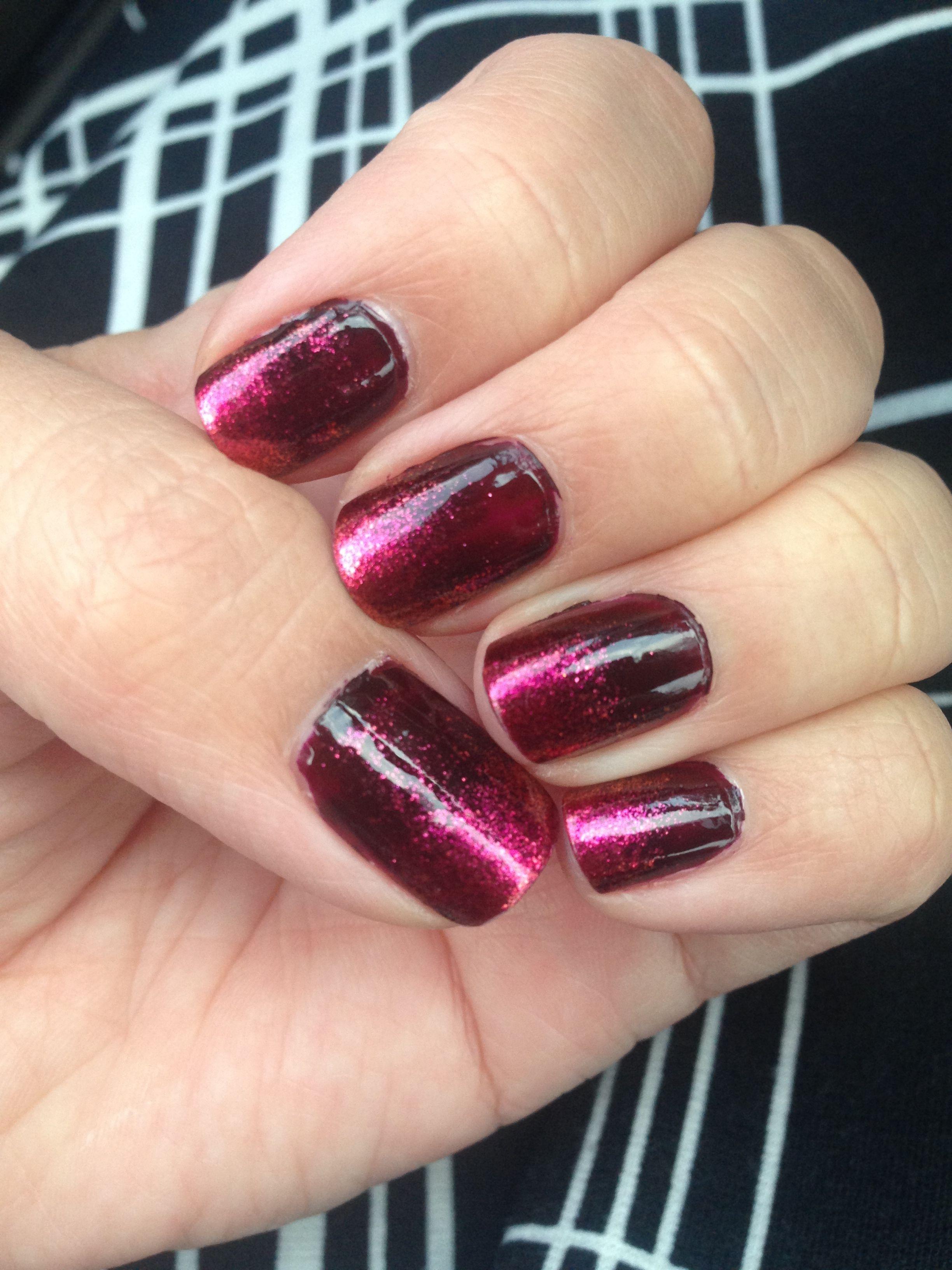 December Nails - OPI \