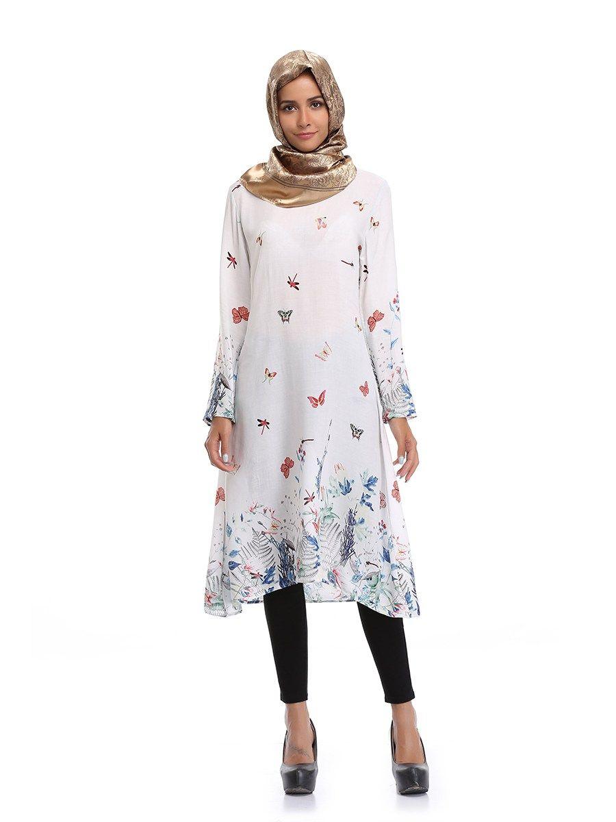 ec3241ad84 Caftan Marocain Caftan Real Modern Islamic Clothing Jilbab 2017 Muslim New  Women s Dresses