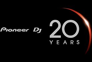 Pioneer Dj 20th Anniversary Pioneer Dj Dj Dj Gear