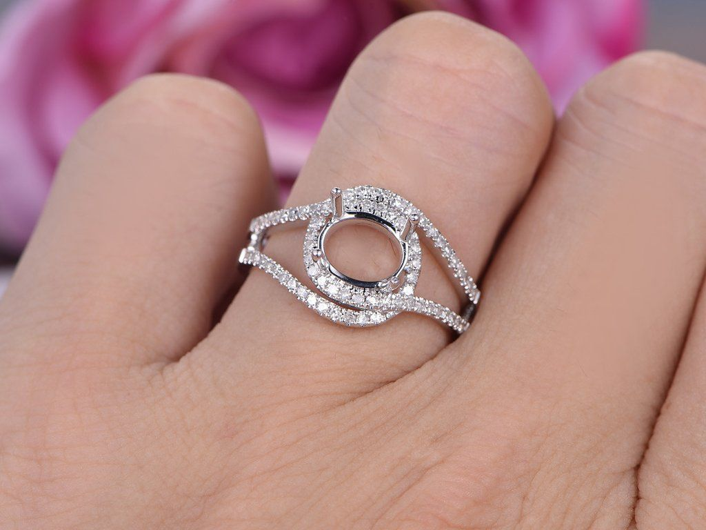 $550 Shop our large selection of Diamond Engagement Semi Mount Ring ...