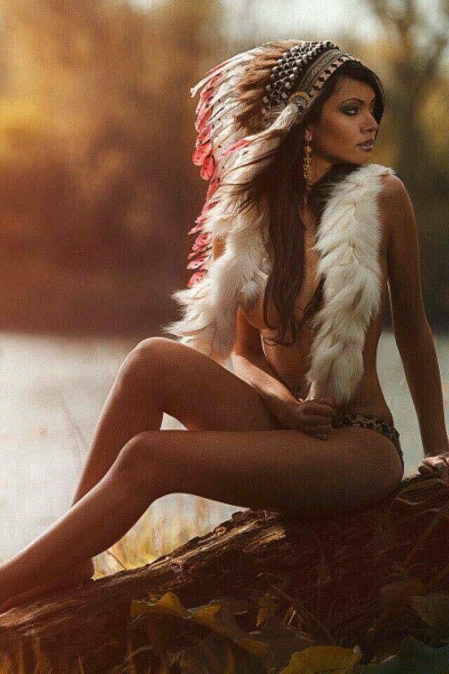 Sexy photos of nude native american women