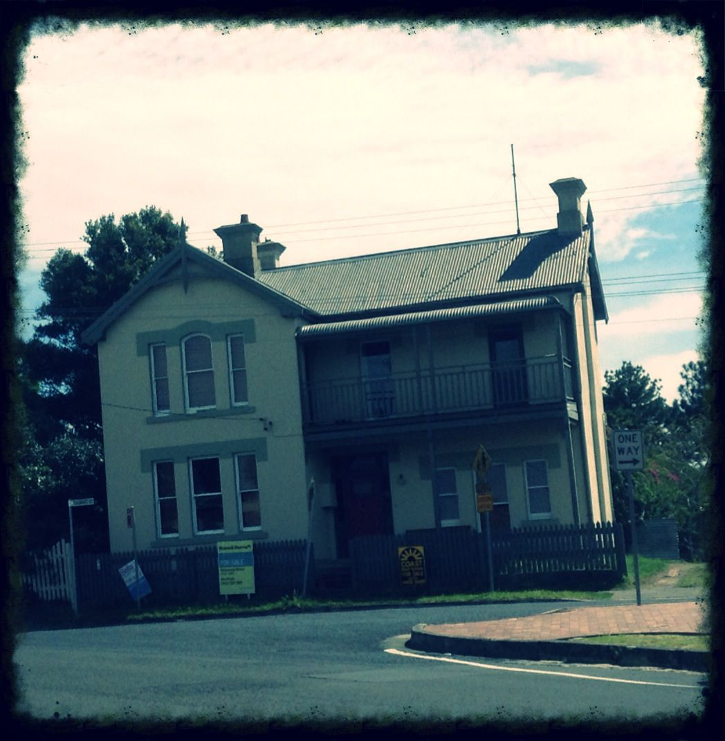 Abandoned House Up For Sale At Milton, NSW