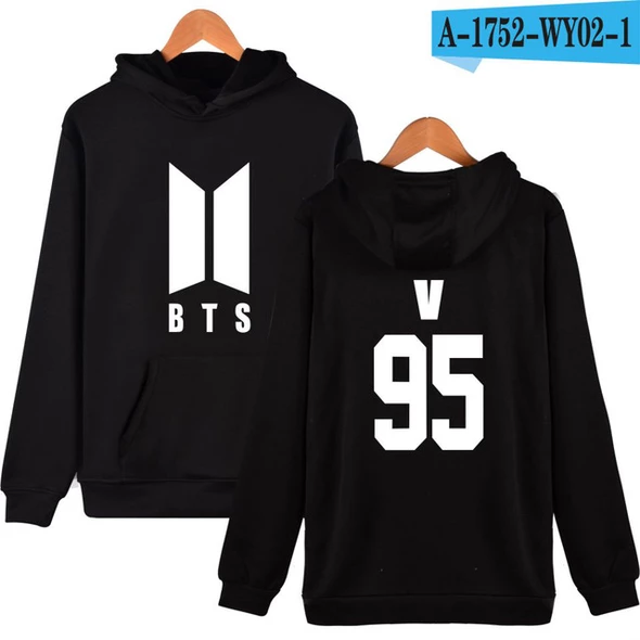 Photo of BTS Kpop Winter Long Hoodie Women/Men Fashion Popular Bangta…