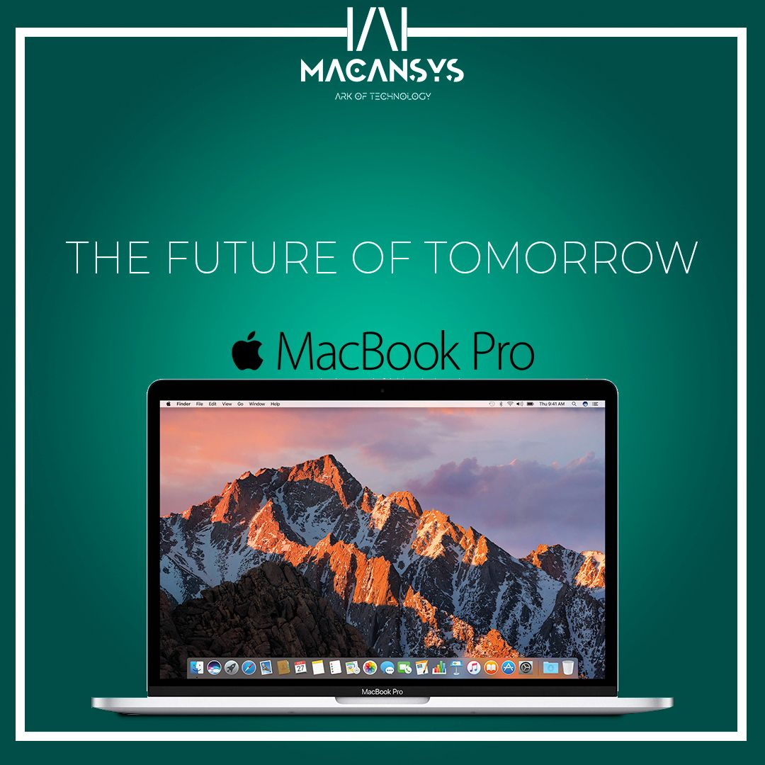 We've got a range of refurbished MacBook Pro's in