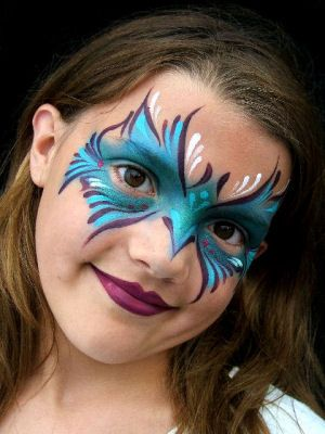 Epv 4b Ies Támara Máscaras Y Maquillaje De Carnaval Maquillaje Carnaval Maquillaje Artístico Maquillaje Infantil