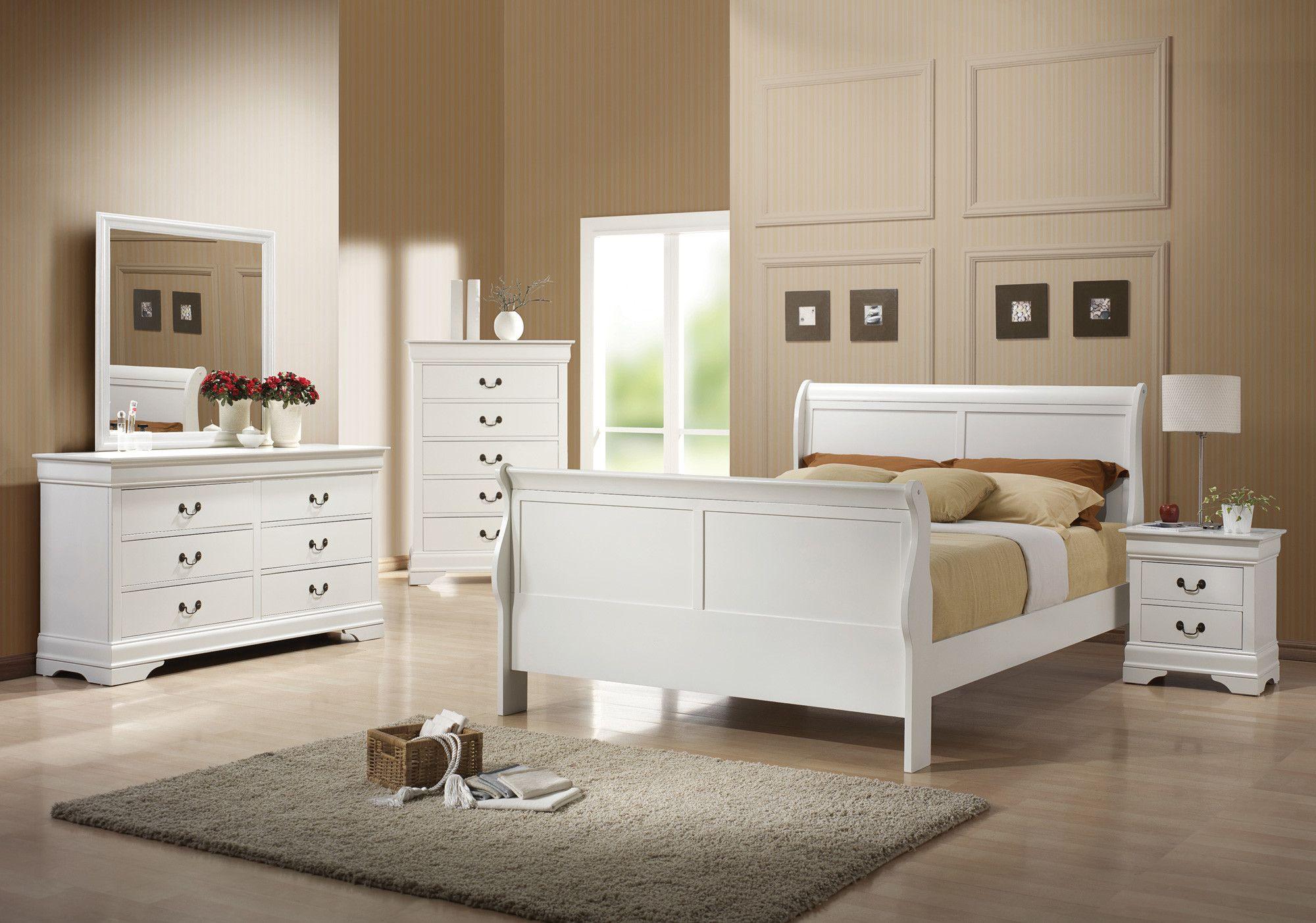 Wildon Home Sleigh Bed Reviews Wayfair