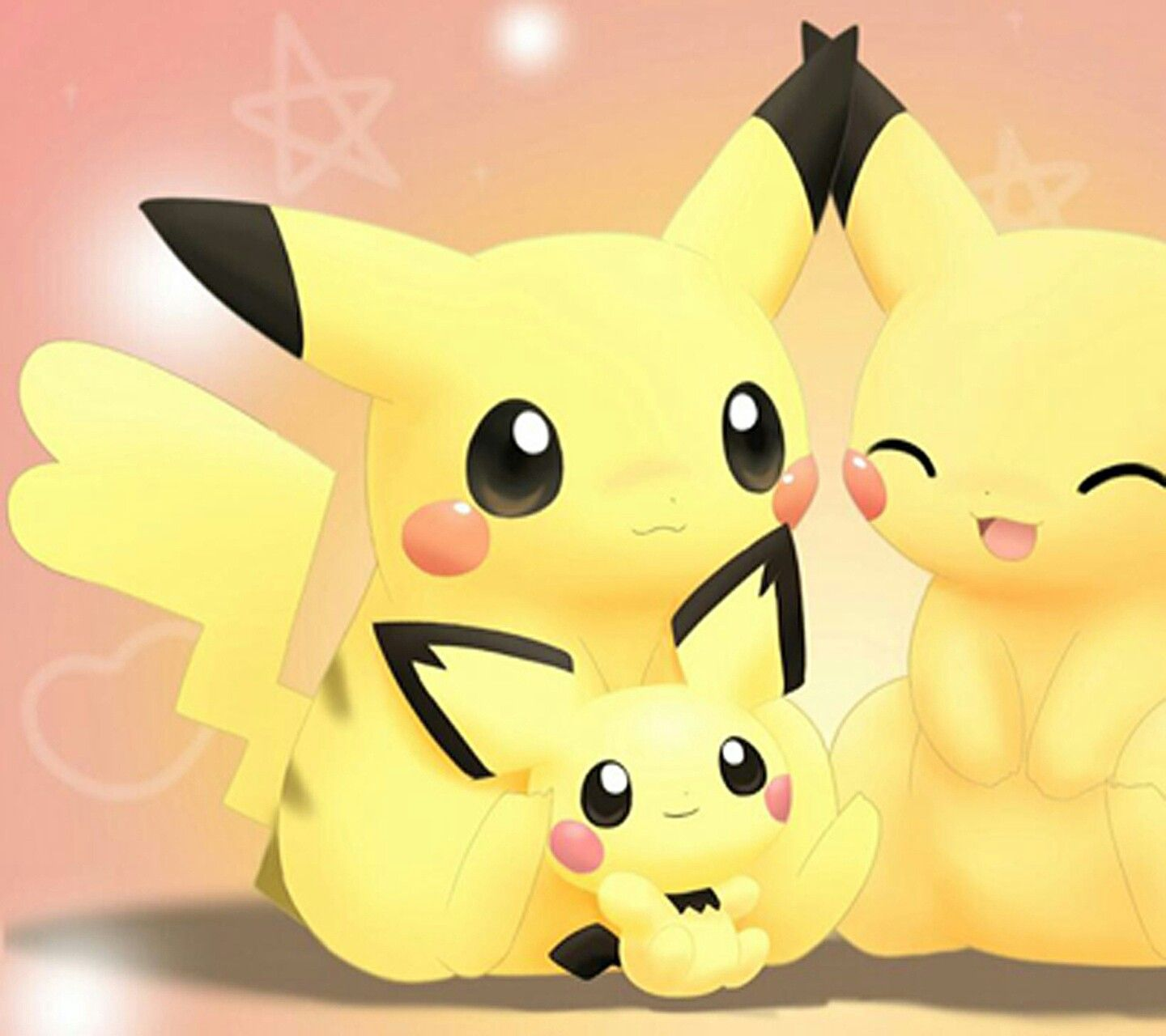 Pikachus and Pichu Pokemon | Pokemon | Pinterest