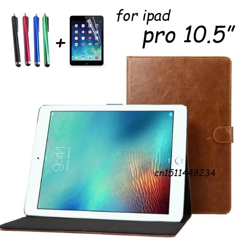 New Luxury Business Card Wallet Pu Leather Tablet Case Cover For Ipad Pro 10 5 Book Cover Slim Leather Tablet Case Business Card Wallet Luxury Business Cards
