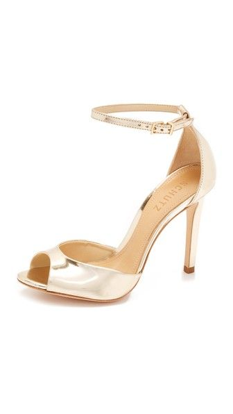 Schutz Saasha Lee Sandals · Women's SandalsStyleLinkMetallic ...