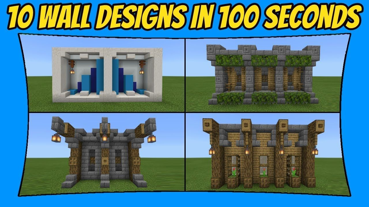 minecraft wall art in game