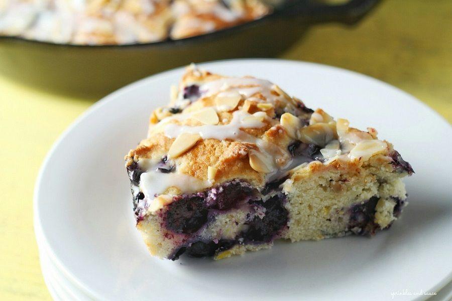 Buttermilk Blueberry Breakfast Cake #buttermilkblueberrybreakfastcake Buttermilk Blueberry Breakfast Cakes 4 #buttermilkblueberrybreakfastcake