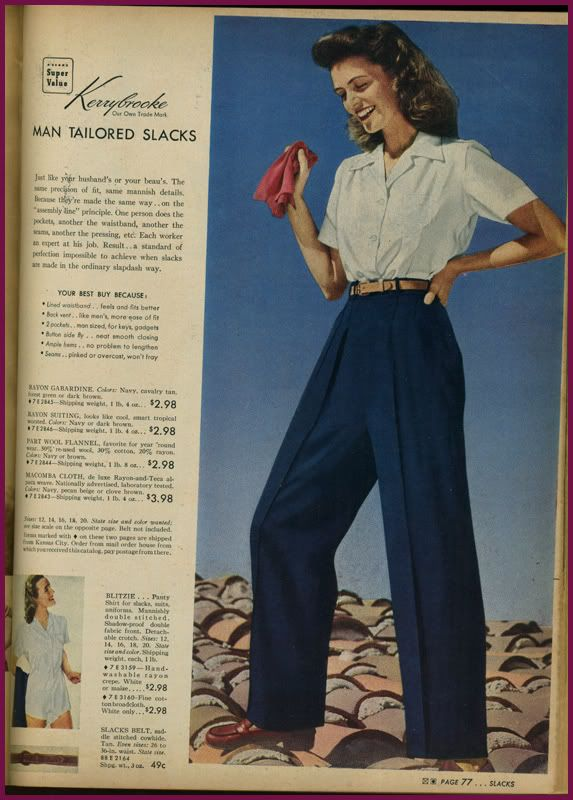 1940s Wardrobe Essentials Page 7 1940s Fashion Fashion 40s Fashion