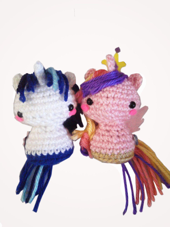 Prince Shining Armor and Princess Cadence - My Little Pony Plushie ...