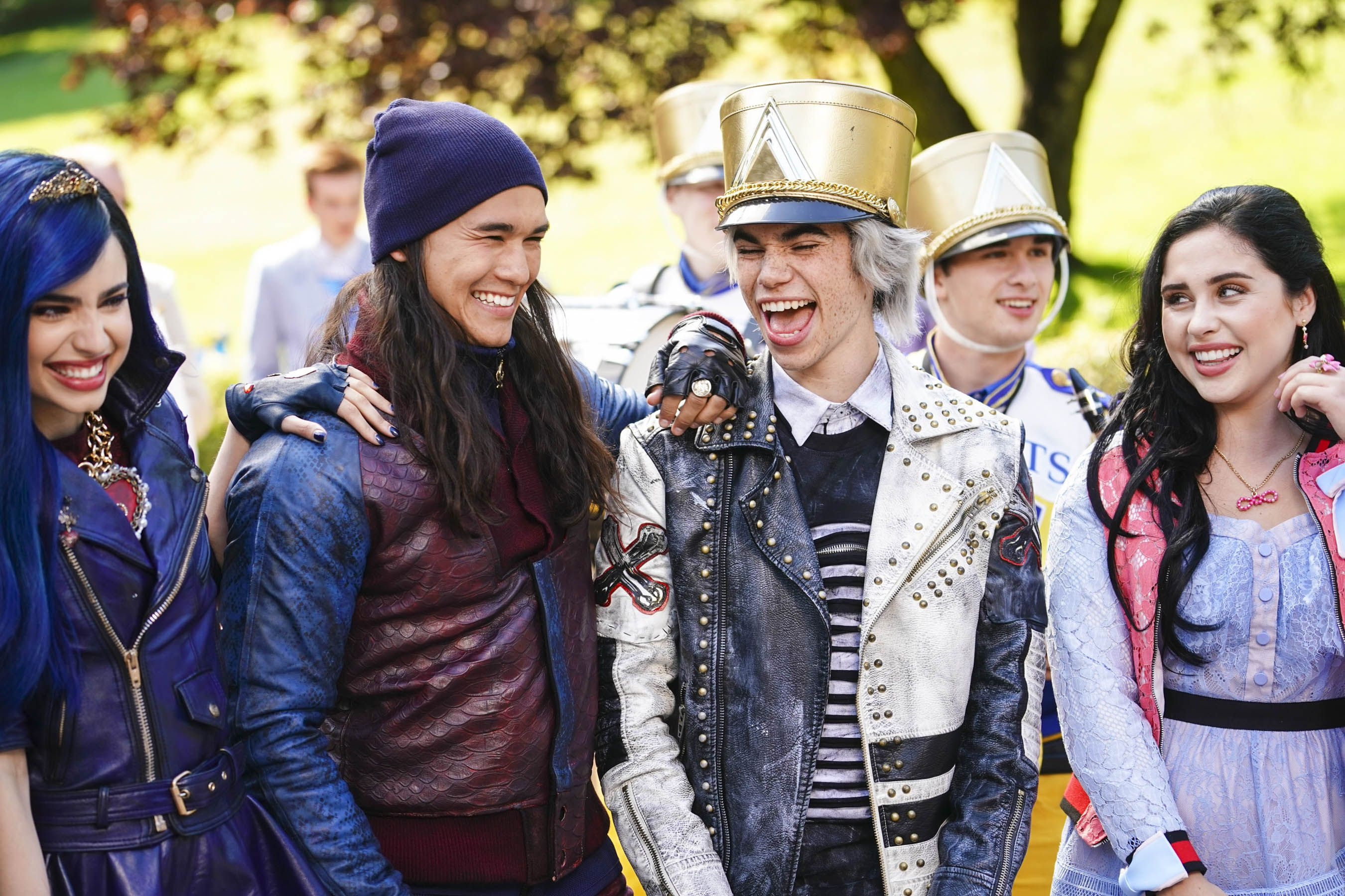 All of Cameron Boyce's best moments in 'Descendants 3