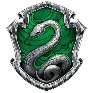 Hogwarts Houses Slytherin Harry Potter Drawings Slytherin