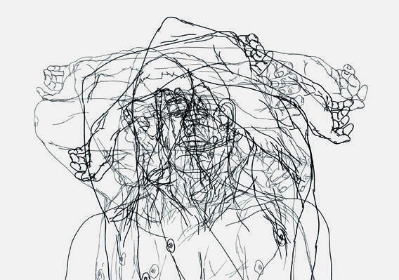 Moises Mahiques (Try this with string perhaps) | Art | Pinterest ...
