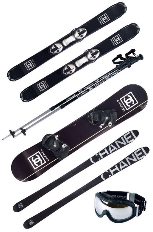 Chanel Ski--LUXURY!  424d3f24b