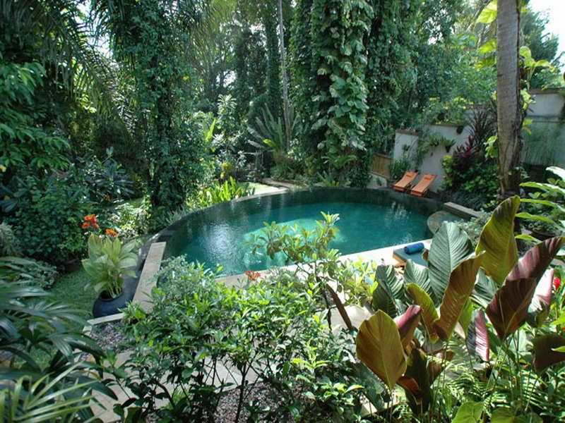 How To Build Swimming Pool Garden | Fortikur