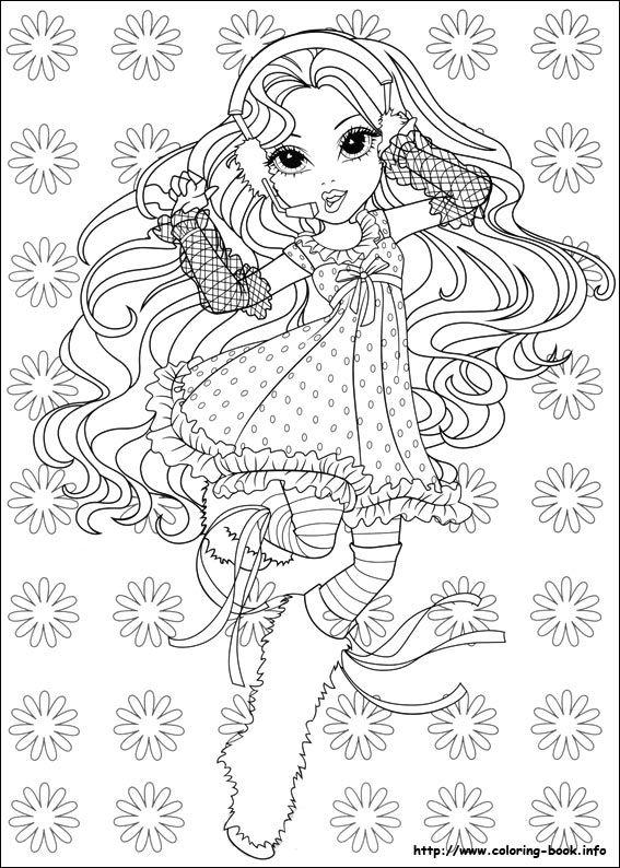 Moxie Girlz Coloring Picture Desenhos Para Colorir Batman Desenhos Infantis Para Pintar Imagens Para Colorir
