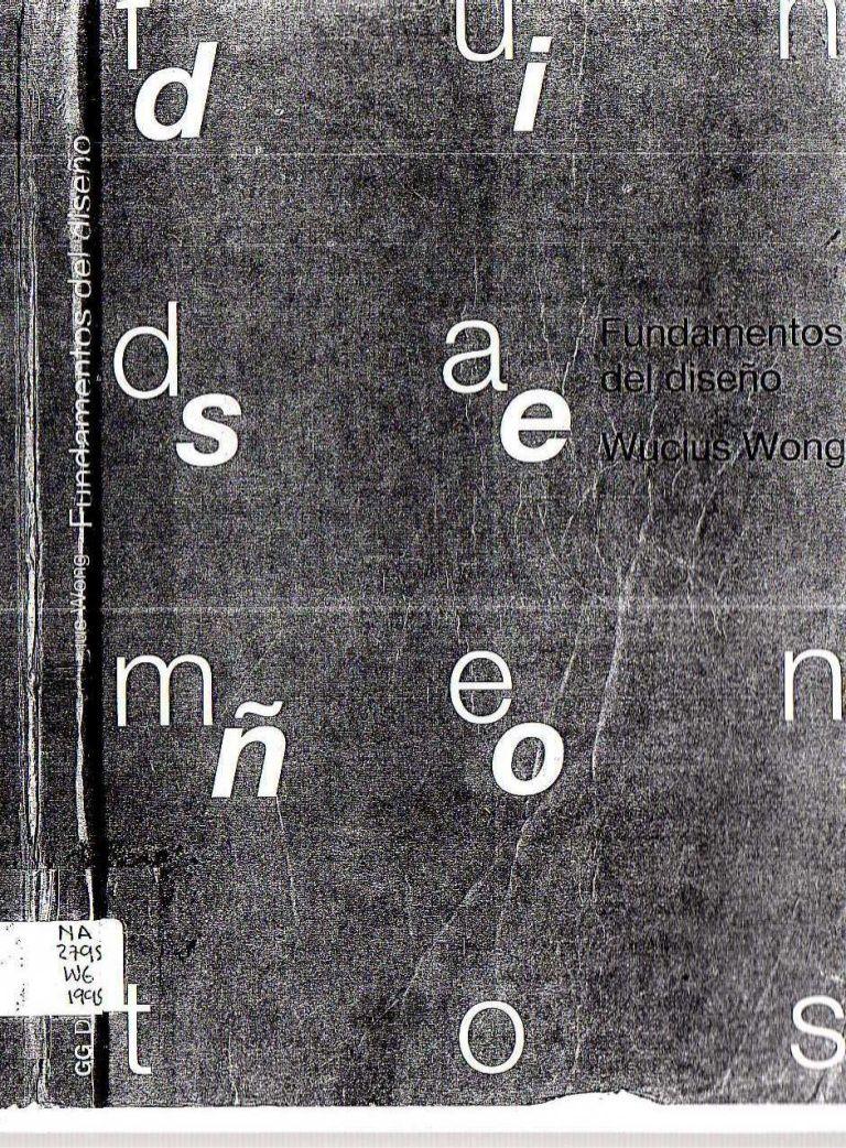 Este volumen recopila algunos de los textos publicados por Wucius Wong. Principios del diseño bi-dimensional (Editorial Gustavo Gili, S.A., Barcelona, 1979) co…