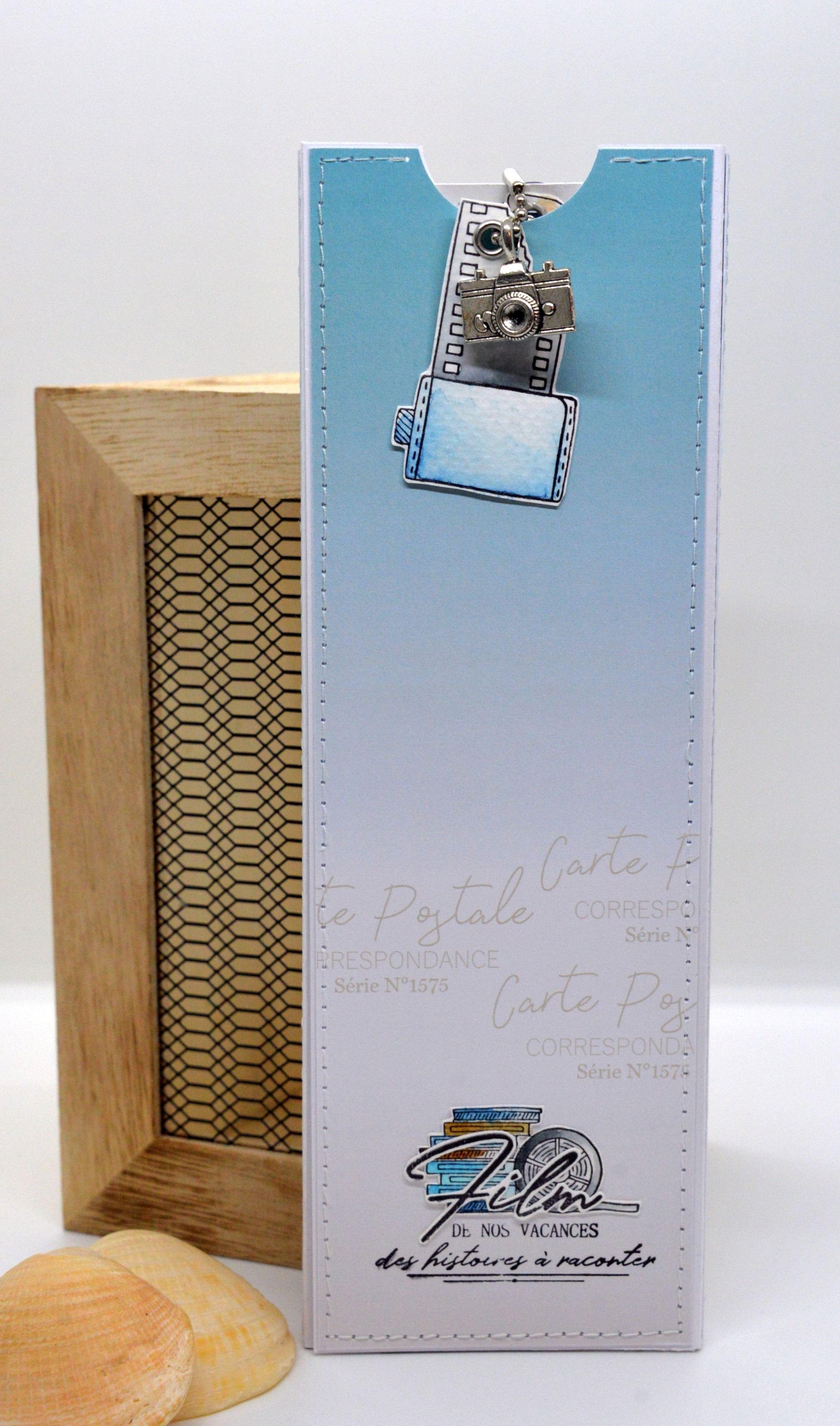 Tampons Clear Souvenirs Avec Images Tutoriel De Confection De Mini Album Mini Albums Carte