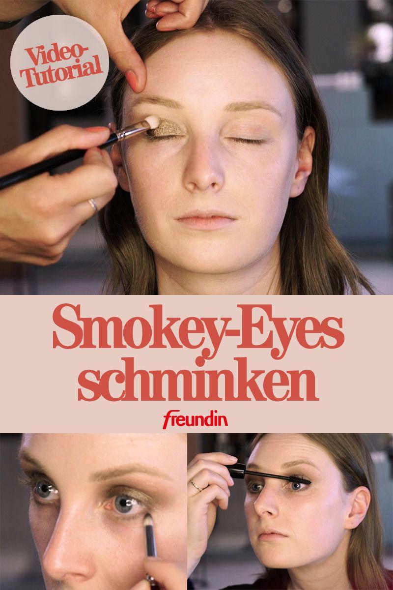 Mit diesem Tool zauberst du perfekte Smokey Eyes