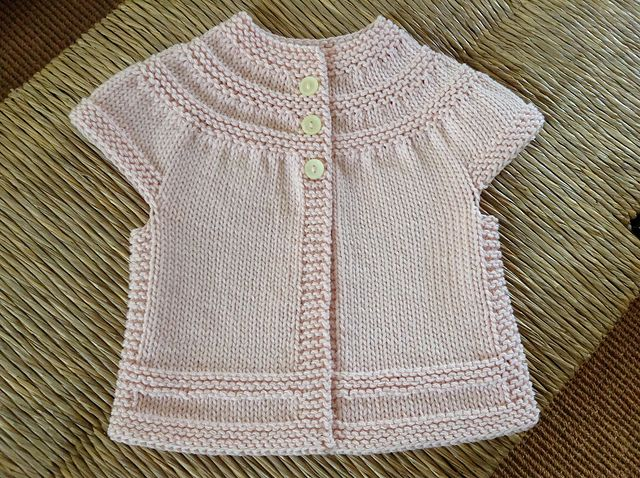 Ravelry: marynvoigt's In Threes Cardigan