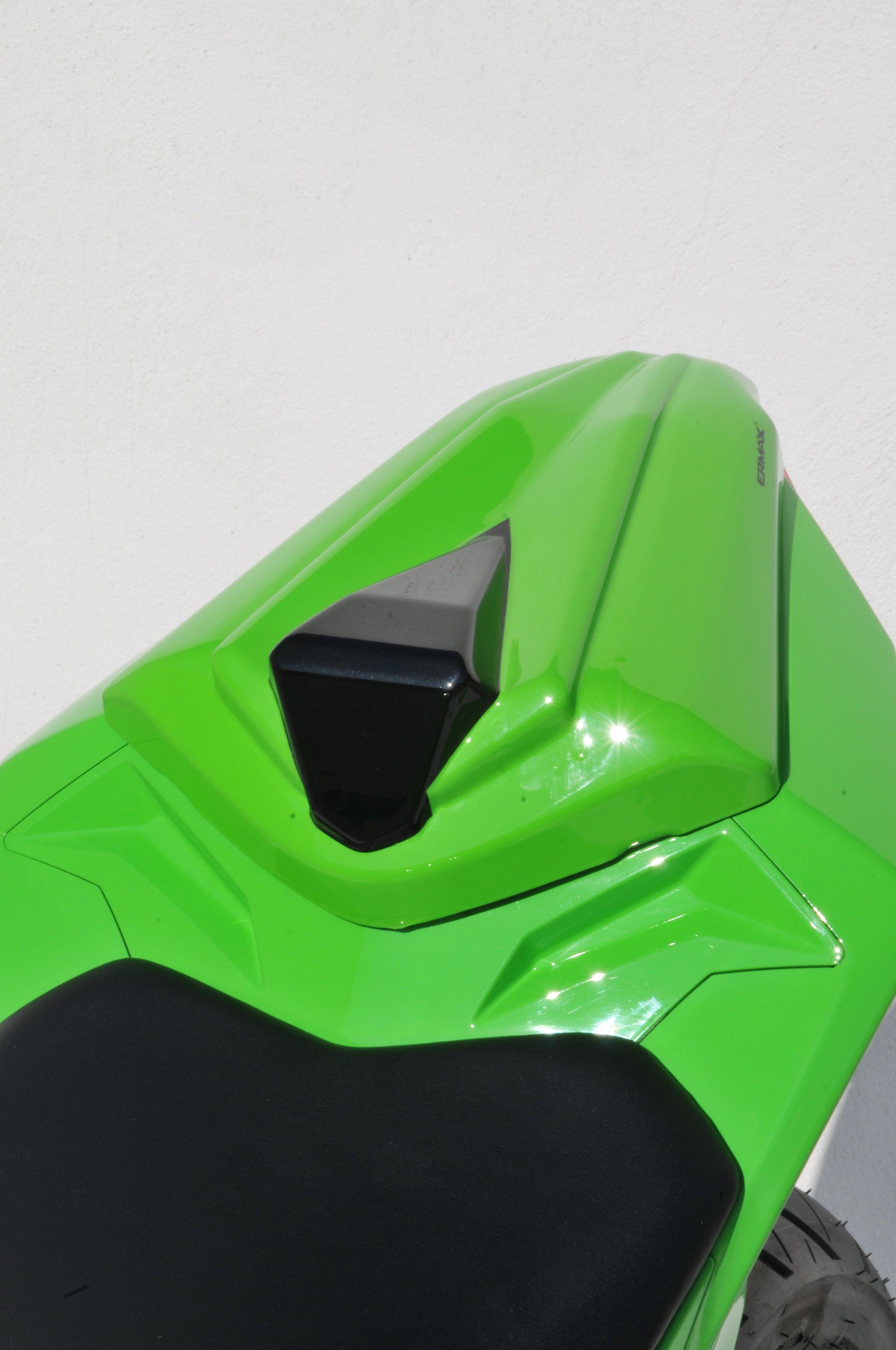 Twin Colors Seat Cover Kawasaki Ninja 300 20132017 By Ermax