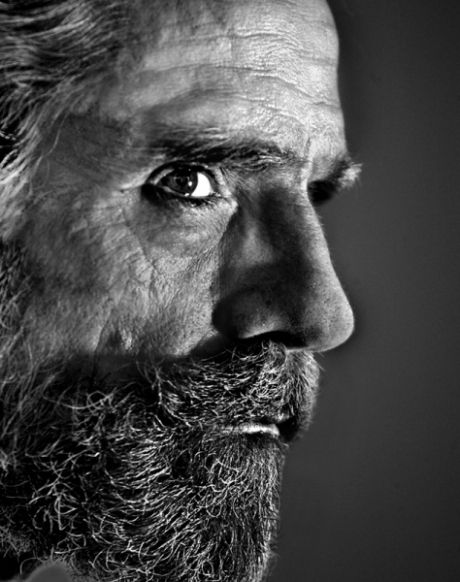 """Jeremy Irons / by Simon Annand  """"And trust, yes, which is important, but that is what I aim towards. Now that is difficult for some people, and with that desire to get things as good as possible, I would say that I'm probably regarded as quite prickly to work with."""""""
