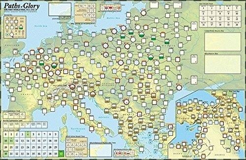 The 28 best map based strategy board games youve probably never played paths of glory gumiabroncs Choice Image