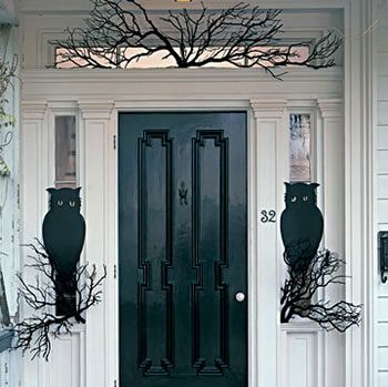 martha stewart halloween decor outdoor living blog outdoorlicious halloween decoration
