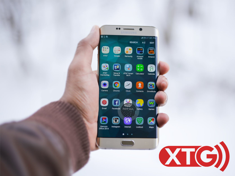 Czytnik Linii Papilarnych Wbudowany W Ekran To Stosunkowo Nowe Rozwiazanie Ktore W Znaczny Sposob Ul Android App Development Organization Apps App Development