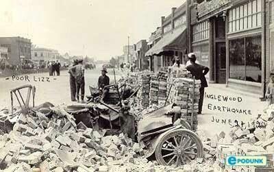 The Inglewood Earthquake Inglewood Los Angeles Earthquake California City