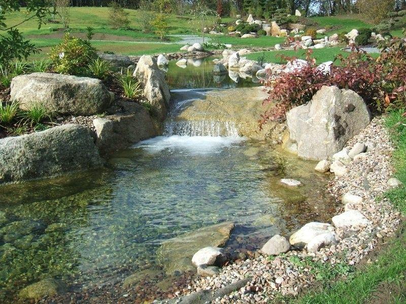 Bachlauf Garten   Wasserlauf Teich...   Pinterest   Bachlauf ...