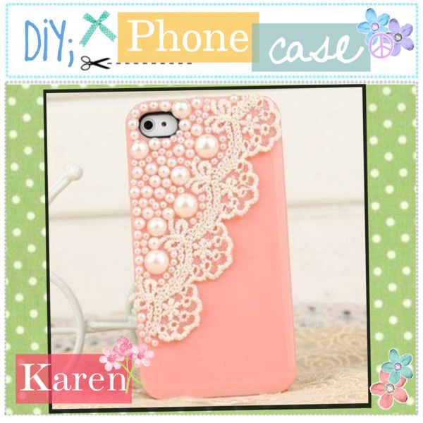 Diy Phone Case Diy Phone Case Lace Phone Case Cute Phone Cases