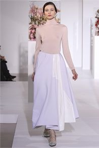 Fall Winter 2012-13 Jil Sander, Milan - click on the photo to see the complete collection and review on Vogue.it