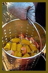 How to host and cook a shrimp boil Simple step by step recipe with exact cookin How to host and cook a shrimp boil Simple step by step recipe with exact cookin