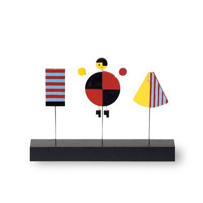 Peg Stick Figures Timeless form Margaretha Reichard, one