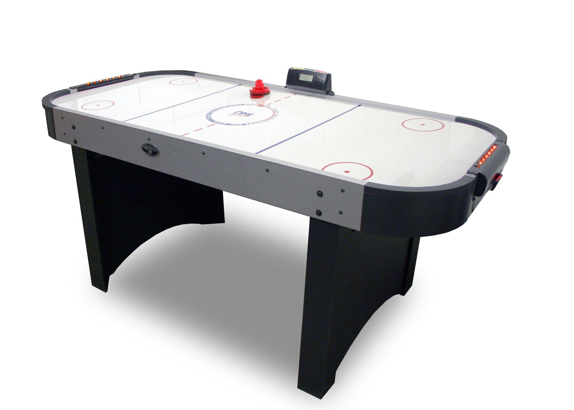 Charmant DMI Sports 6u0027 Air Hockey Table With Goal Flex 180 U0026 Reviews   Wayfair