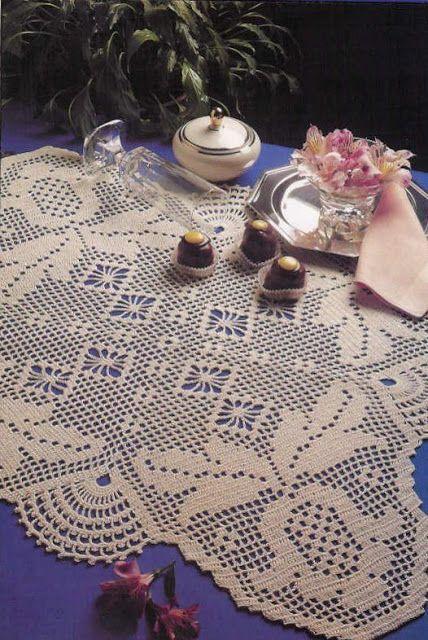 Stylized Bellflowers - Free pattern | Häkeln | Pinterest | Häkeln