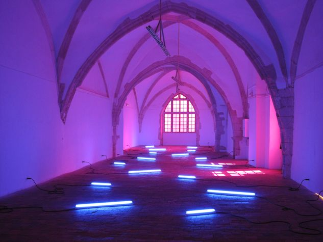 Eric Michel - Porfolio - Multimedia Installations
