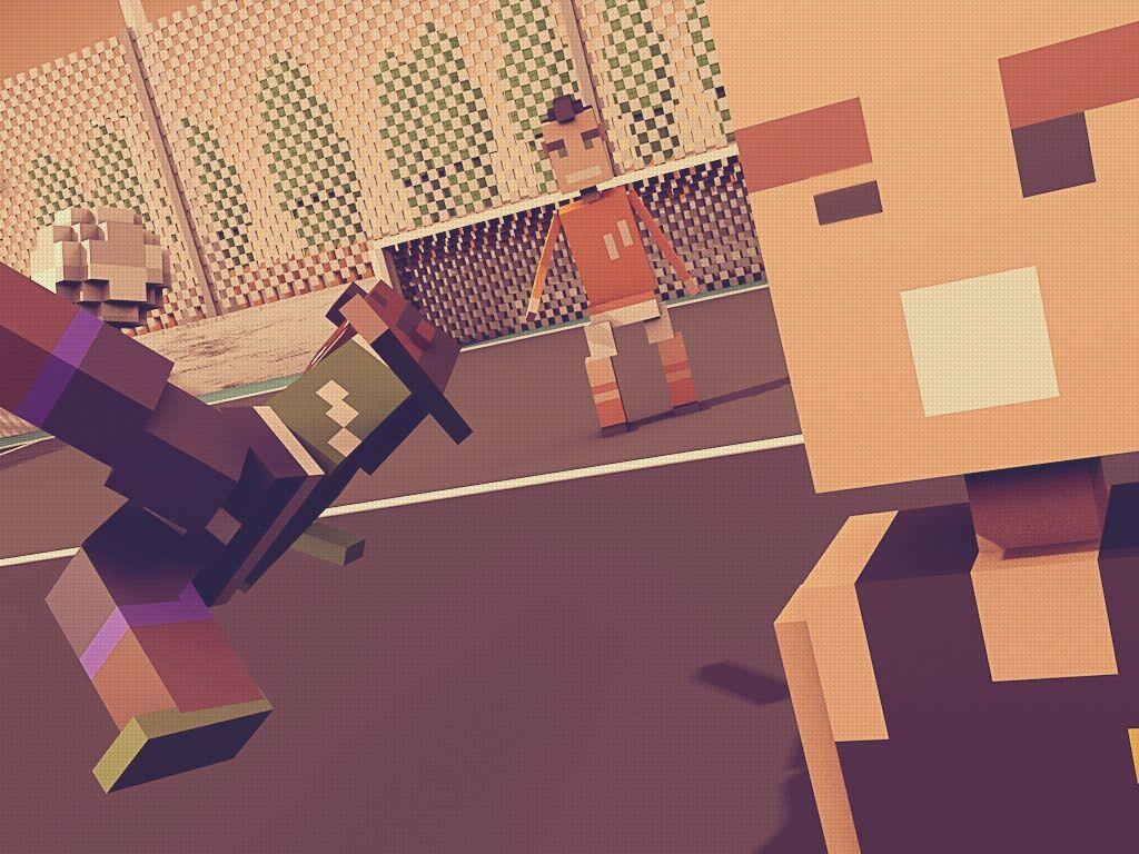 Kixel Game CameoMade Web design, Games